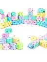 Carte d\'Apprentissage Blocs de Construction Jouets Educatifs Mathematiques Jouets A Faire Soi-Meme Rectangulaire ABS Pieces Enfant Unisexe
