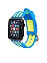 애플 시계 시리즈 시계 밴드 1 2 38mm 42mm 실리콘 대체 스포츠 스트랩 어댑터