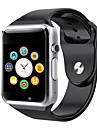 a1 montre-bracelet bluetooth a telecommande smart sport avec podometre smartphone pour smartphone android