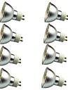 8шт 3W 280lm Точечное LED освещение 30 Светодиодные бусины SMD 5050 Декоративная Тёплый белый Холодный белый 12V