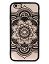 Capinha Para Apple iPhone 7 iPhone 7 Plus Antichoque Estampada Capa Traseira Mandala Rigida PC para iPhone 7 Plus iPhone 7 iPhone 6s Plus