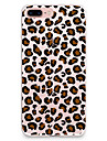 Coque Pour Apple iPhone X iPhone 8 iPhone 8 Plus Ultrafine Motif Coque Motif Leopard Flexible TPU pour iPhone X iPhone 8 Plus iPhone 8