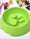 Cat Dog Bowls & Water Bottles Pet Bowls & Feeding Durable Blushing Pink Blue Green Brown