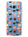 Case For Samsung Galaxy S8 Plus S8 Pattern Back Cover Food Soft TPU for S8 S8 Plus S7 edge S7 S6 edge plus S6 edge S6 S5 S4