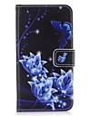 케이스 제품 화웨이 P9 라이트 Huawei 화웨이 P8 라이트 Y5 III(Y5 2017) P8 Lite 카드 홀더 지갑 스탠드 플립 전체 바디 케이스 버터플라이 꽃장식 하드 PU 가죽 용 P10 Lite P10 Huawei P9 Lite
