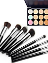 Eye Face Lip Middle Brush Classic Small Brush Eco-friendly Professional High Quality Full Coverage Daily