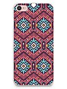 For iPhone X iPhone 8 Case Cover Pattern Back Cover Case Geometric Pattern Soft TPU for Apple iPhone X iPhone 8 Plus iPhone 8 iPhone 7