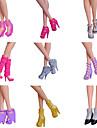 프린세스 슈즈 에 대한 바비 인형 신발 에 대한 여자의 인형 장난감