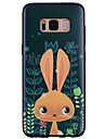 For Case Cover Pattern Back Cover Case Cartoon Animal Soft Silicone for Samsung Galaxy S8 Plus S8 S7 edge S7 S6 edge S6