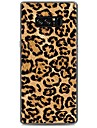 Case For Samsung Galaxy Pattern Back Cover Leopard Print Soft TPU for Note 8 Note 5 Edge Note 5 Note 4 Note 3 Lite Note 3 Note 2 Note