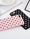 Capinha Para Apple iPhone 7 iPhone 7 Plus iPhone 6 iPhone 6 Plus Antichoque Corpo Inteiro Coracao Macia PC para iPhone 7 Plus iPhone 7