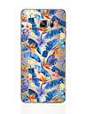 Coque Pour Samsung Galaxy S8 Plus S8 Motif Coque Fleur Arbre Flexible TPU pour S8 Plus S8 S7 edge S7 S6 edge plus S6 edge S6