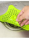 Sewer Outfall Strainer Bathroom Sink Anti-blocking Floor Drain Kitchen Filter