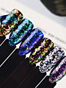 1 pcs Nail Jewelry / Sequins / Glitter Powder Art Deco / Retro / Classic / Laser Holographic Daily