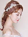 Dames Formele Stijl Aziatisch Klassieke Stijl Bergkristal Haarband -