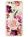 Case For Huawei P10 Lite Pattern Back Cover Flower Soft TPU for Huawei P10 Plus Huawei P10 Lite Huawei P10 Huawei P9 Huawei P9 Lite