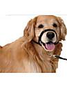 강아지 머즐 행동 보조 트레이너 휴대용 안티 나무 껍질 유연한 조정