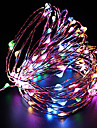 ZDM® 100 LEDs 10M String Light Warm White Cold White Multi Color Purple Yellow Blue Red <5V