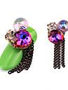 2 Elegant Mode Mariage Bijoux a ongles Haute qualite Nail Art Design Quotidien