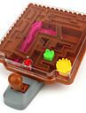 루반 락 미로 장난감 평면 스트레스와 불안 완화 감압 장난감 클래식 어른\' 1 조각