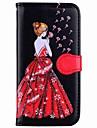 Кейс для Назначение SSamsung Galaxy S8 Plus S8 Бумажник для карт Кошелек со стендом Флип Магнитный С узором Чехол Соблазнительная девушка