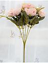 Artificial Flowers 1 Branch Wedding / Modern Peonies Tabletop Flower
