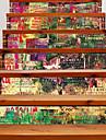 Wand-Sticker Flugzeug-Wand Sticker Dekorative Wand Sticker, Papier Haus Dekoration Wandtattoo Wand Boden
