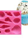 Bakeware eszközök Silica Gel Sütés eszköz Születésnap Valentin nap Keksz Cupcake Cake süteményformákba