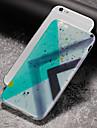 מגן עבור Apple iPhone 7 / iPhone 7 Plus אולטרה דק / תבנית כיסוי אחורי תבנית גאומטרית רך TPU ל iPhone 7 Plus / iPhone 7 / iPhone 6s Plus
