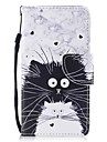 Case For Samsung Galaxy S8 Plus S8 Card Holder Wallet with Stand Flip Magnetic Pattern Full Body Cases Cat Hard PU Leather for S8 Plus S8