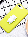 Case For Apple iPhone 7 Plus iPhone 7 Squishy DIY Back Cover Cat 3D Cartoon Soft Silicone for iPhone 8 Plus iPhone 8 iPhone 7 Plus iPhone