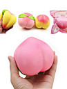 LT.Squishies Squeeze Toy / Sensory Toy Food&Drink / Jumbo Peach / Fruit Office Desk Toys / Stress and Anxiety Relief / Decompression Toys