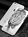 Pour iPhone 8 iPhone 8 Plus iPhone 7 iPhone 7 Plus iPhone 6 iPhone 6 Plus Etuis coque Motif Coque Arriere Coque Animal Dur Polycarbonate