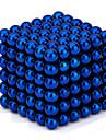 Jouets Aimantés Blocs de Construction Aimant Néodyme Boules Magnétiques 216pcs 3mm Aimant A Faire Soi-Même Carré Jouet Cadeau