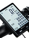 INBIKE CX-9 2.8\'\' Large Screen Bike Computer / Bicycle Computer Stopwatch Waterproof Wireless Odometer Road Cycling Cycling / Bike Cycling