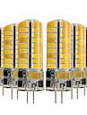 YWXLIGHT® 6pcs 5W 400-500lm G4 2-pins LED-lampen T 72 LED-kralen SMD 5730 Decoratief Warm wit Koel wit 12-24V