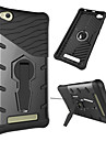Case For Xiaomi Redmi 4a Shockproof with Stand Back Cover Armor Hard PC for Xiaomi Redmi 4A