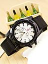 Муж. Кварцевый Китайский Повседневные часы Материал Группа Мода Черный Синий Тёмно-зелёный
