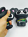 LT.Squishies Squeeze Toy / Sensory Toy Stress Relievers Toy Round Panda Fox # Relieves ADD, ADHD, Anxiety, Autism Office Desk Toys Stress