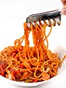 Stainless Steel Home Kitchen Tool Noodles Bread Cooking Utensils Vegetable Tong, 1pc