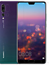 Nillkin Screen Protector for Huawei Huawei P20 Pro PET 2 pcs Front & Camera Lens Protector High Definition (HD) / Ultra Thin / Scratch Proof