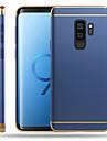 Funda Para Samsung Galaxy S9 Plus / S9 Cromado Funda Trasera Un Color Dura ordenador personal para S9 / S9 Plus / S8 Plus