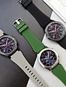Watch Band için Gear S3 Frontier Samsung Galaxy Spor Bantları Silikon Bilek Askısı