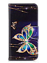 Case For Huawei P20 lite P20 Card Holder Wallet with Stand Flip Pattern Full Body Cases Butterfly Hard PU Leather for Huawei P20 lite