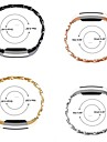 Pulseiras de Relogio para Fitbit Charge 2 Fitbit Pulseira Esportiva Aco Inoxidavel Tira de Pulso