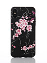 tilfelle for eple iphone xr xs xs maks moenster bakdeksel blomst hard pc for iphone x 8 8 pluss 7 7plus 6s 6s pluss se 5 5s