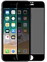 Protecteur d\'ecran nillkin pour apple iphone 8 en verre trempe 1 protecteur d\'ecran complet du corps 3d bord incurve / confidentialite anti spy / anti eblouissement