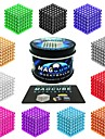 216 pcs Magnet Toy Magnetic Balls / Magnet Toy / Building Blocks Magnetic Stress and Anxiety Relief / Office Desk Toys / Relieves ADD, ADHD, Anxiety, Autism Novelty All Teenager / Adults\' Gift