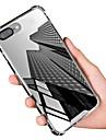 Case Kompatibilitás Apple iPhone X / iPhone 8 Ütésálló / Tükör Héjtok Egyszínű Puha TPU mert iPhone X / iPhone 8 Plus / iPhone 8
