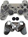 Kabellos Spiel-Controller-Kits Fuer Sony PS3 . Bluetooth Tragbar Spiel-Controller-Kits Silikon 1 pcs Einheit